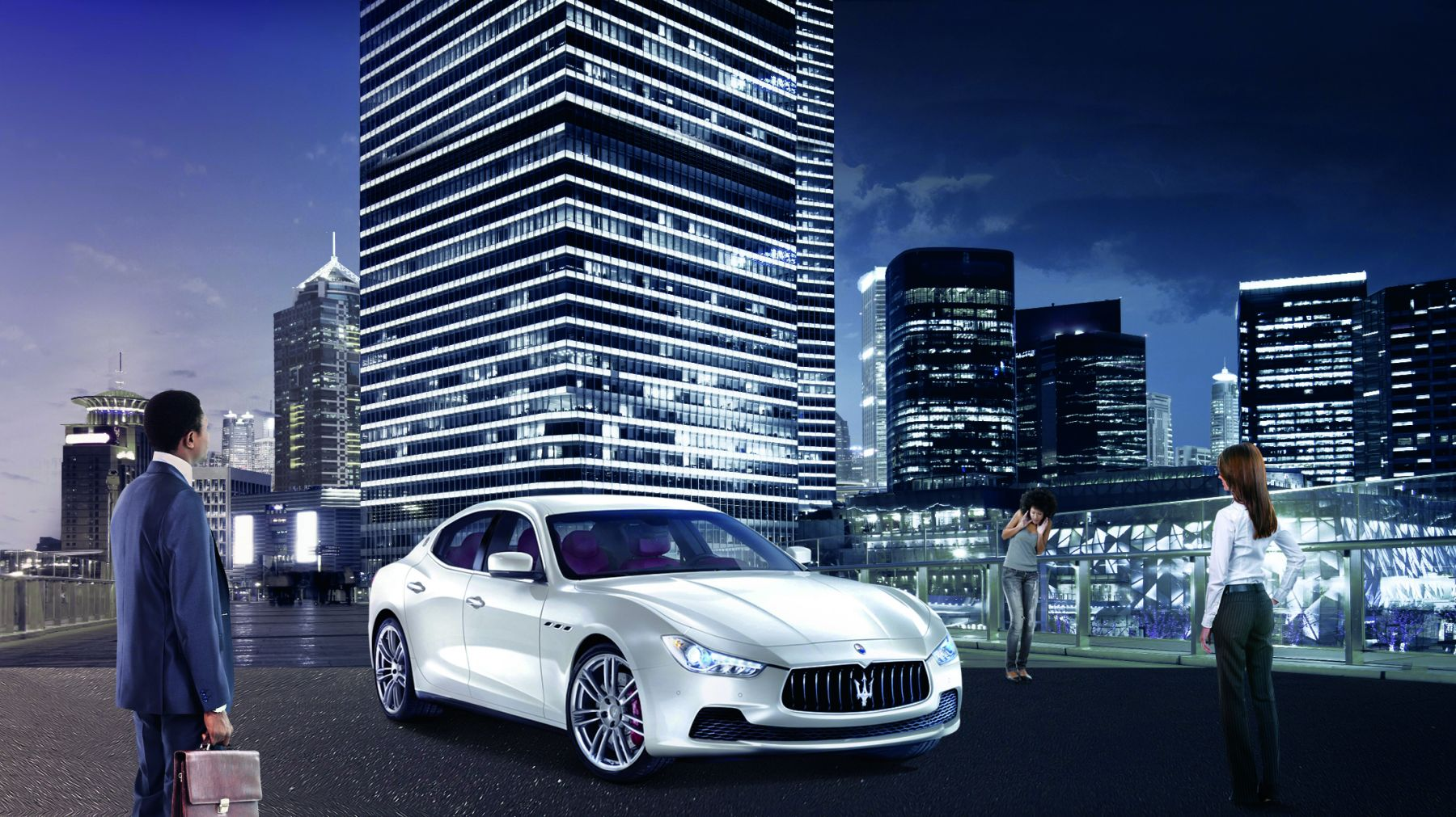 2010-2020 - Maserati Ghibli