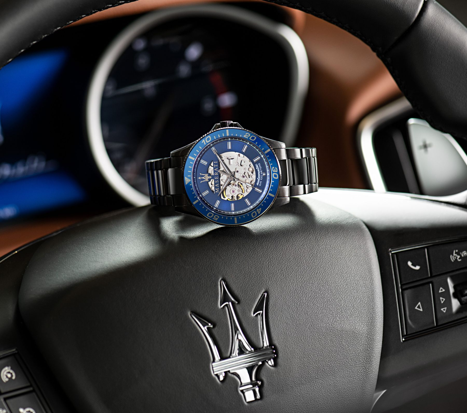 Store Locator Maserati Watches